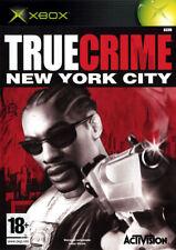 TRUE CRIME NEW YORK CITY / XBOX / NEUF SOUS BLISTER D'ORIGINE EDITION FRANÇAISE