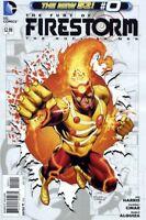Firestorm #0 #1 (2012) DC Comics / New 52
