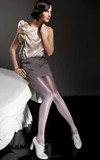Satin Gloss Effect 40 Den Tights Fiore Raula Small Medium Large new