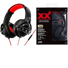 JVC HA-MR55X High Quality Xtreme-Xplosvs Headphones w/ remote & mic HAMR55X