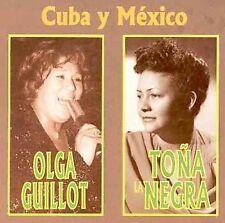 Tona La Negra, Guillot, Olga, Cuba Y Mexico, Excellent Import