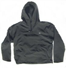 Hard face Hoodie Black, Size Large for military, security,camping, snow sports,