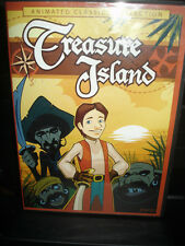 TREASURE ISLAND ANIMATED CLASSICS COLLECTION (DVD) WORLDWIDE SHIP AVAILABLE!