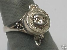 Poison Ring Sterling Silver    (952*