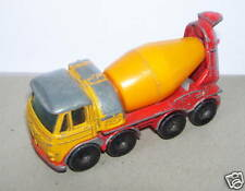 old LESNEY CAMION TOUPIE FODEN CONCRETE TRUCK N°21 1968