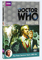 Doctor Who - Frontios (DVD, 2011) Peter Davison Dr Who - dispatch  24 hours BBC
