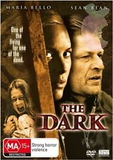 The Dark (DVD, 2006) Sean Bean, Maria Bello REGION 4 DVD