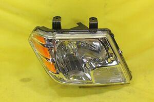 🥡 09 to 19 Nissan Frontier Right RH Passenger Headlight OEM *1 TAB DAMAGED*