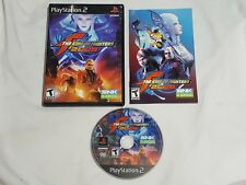 The King of Fighters 2006 Playstation 2 Game COMPLETE PS2 kof fight - Nice Disc