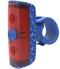 Knog POP R Rear 2 LED MTB Bicycle Bike Light POPR Blue