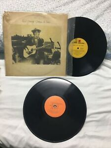 NEIL YOUNG 1978 & Bob Dylan 1974 Blood on The Tracks - 2 VINYL LP'S 4 SALE