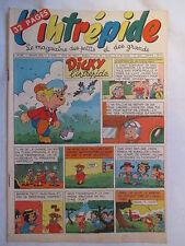 L'INTREPIDE 344  ANNEE 1956