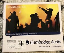 Cambridge Audio DacMagic Plus Digital to Analog Converter Black