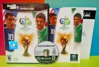 Fifa Soccer World Cup 2006 - Nintendo GameCube Game NGC Tested Rare Complete