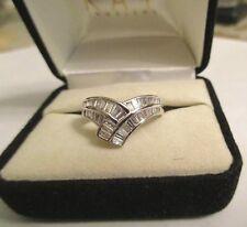 18K Gold Diamond Ring Dia=1.50 Carats D-VS1  (12 MM)  Size 7 1/2  Value=$4,950