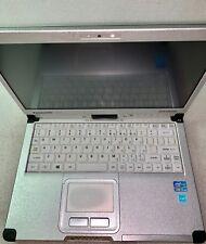 Panasonic Toughbook CF-C2 12.5in. (i5-4300U 1.9GHz, 4GB mem) 0 HDD Tested good