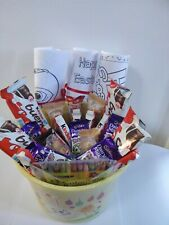 Easter Box Hamper Kids Activity Kinder Chocolate Cadbury Chocolate