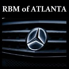 Genuine Mercedes Benz Illuminated Star 2015+ C Class Sedan