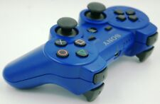 Sony PlayStation 3 PS3 Blue Sixaxis Dualshock Wireless Controller Refurbished
