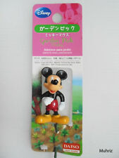 Daiso Japan Disney Garden pick Figure Mickey Mouse Ornament
