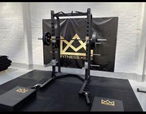 Fitness King Half Frame Power Rack