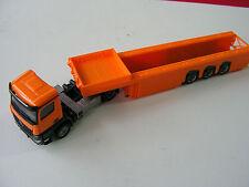 Herpa Fahrzeugmarke MB Auto-& Verkehrsmodelle mit Sattelzug-Fahrzeugtyp aus Kunststoff