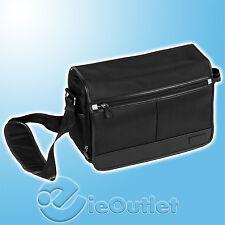 BRAND NEW NIKON SOFT DSLR SLR TABLET CAMERA & LENS PADDED CASE PRO MESSENGER BAG