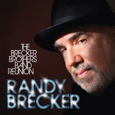 Randy Brecker-The Brecker Brothers Band reunion CD + DVD NUOVO