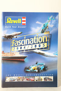 Revell  Katalog Fascination 2004 / 2005 Hauptkatalog  (123223)