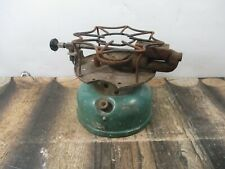 COLEMAN STOVE MODEL 500 GREEN  DATED 2 - 47  NO RESERVE