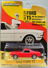 Ford T 5 Year 1965 scale 1:64 From Greenlight