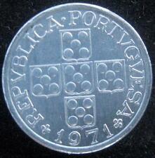 Portugal 10 centavos 1971  BU