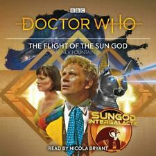 Doctor Who: The Flight of the Sun God: 6th Doctor Audio Original by Nev Fountain