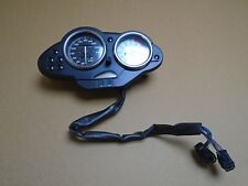 BMW R1150R Rockster 2003 instruments, speedometer, rev counter in KM
