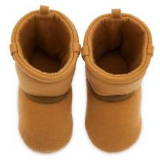 NEW Disney Store Woody  Boots Baby Costume Shoes Brown Toy Story 12 18 24M