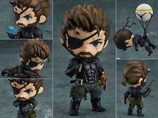 Anime Nendoroid Figure Toy Metal Gear Solid Venom Snake Action Figurine 10cm