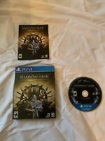 Middle-Earth: Shadow of War (GOLD Steelbook Edition, PS4)