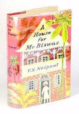 V S NAIPAUL FIRST EDITION 1961 A HOUSE FOR MR BISWAS ANDRE DEUTSCH HC w/DJ