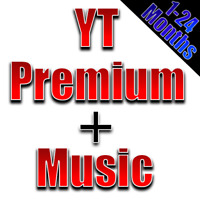 YT 1-24 Months Premium   Upgrade YOUR Account   FAST & EASY