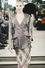 CHANEL Couture 1998 Multi Color Beaded Skirt