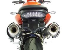 Triumph speed triple 2008-2010 black R&G Racing tail tidy licence plate holder