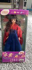 Takara Jenny-Chan Graduation Hakama Kimono Figure Doll Rare Vintage