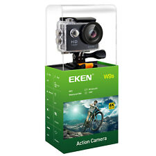 EKEN W9s Action Camera 4K Ultra HD WiFi Waterproof Underwater