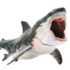 Free Shipping PNSO Megalodon Model Figure Action Shark Ocean Animal Collector