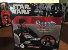 Star Wars Snuggies For Kids- Darth Vader Snuggie Brand New In Box