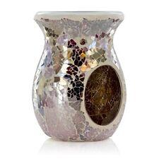 Ashleigh & Burwood classique mosaïque scintillante rose d'huile parfumée Brûleur Maison Cadeau