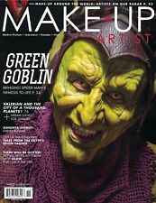 MAKE-UP ARTIST #128 Character Cover GREEN GOBLIN Spider-Man TALES FROM THE CRYPT