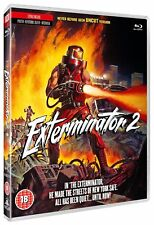 Exterminator 2 - Blu Ray Disc - Uncut Version - Includes Poster -