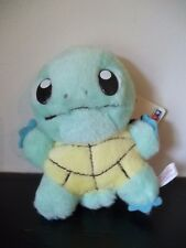 NWT NEW 1998 Pokemon Japanese Squirtle Plush Tomy AULDEY POCKET MONSTER ZENIGAME