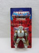 MOTU,Vintage,EXTENDAR,Masters of the Universe,MOC,carded,Sealed,figure, He-Man